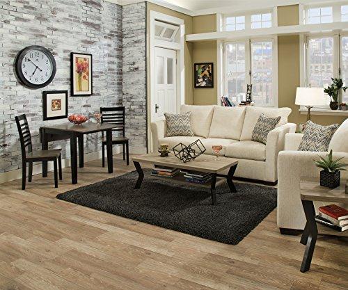 Simmons Upholstery 4206-04Q Elan Queen Sleeper Sofa, Linen ()