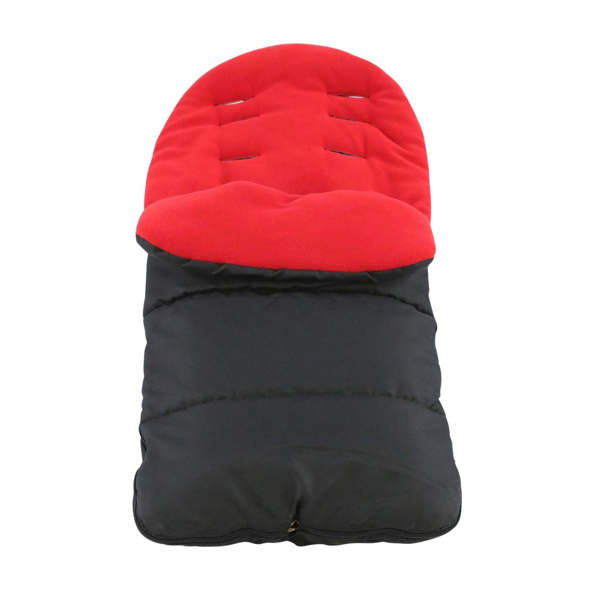 Premium Footmuff//Cosy Toes Compatible with Hauck Infinity Black Jack