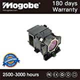 Mogobe For ELPLP72 Replacement Projector Lamp with Housing for PowerLite Pro Z8150NL Z8250NL Z8255NL Z8350WNL Z8450WUNL Z8455WUNL; EB-Z8150 Z8350W Z8350/W/U Z8355W Z8355/W/U Z8450/W/U Z8450WU by