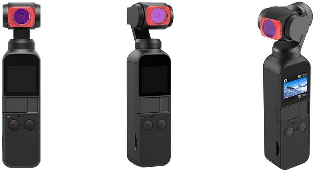 Camera Len Filter ❤️ MRC UV//STAR//CPL//ND4////ND8//ND16//ND32//ND64 for DJI OSMO Pocket