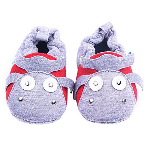 La Vogue Zapatos para Bebe Estilo Animal Primeros Pasos Burro Talla 13cm