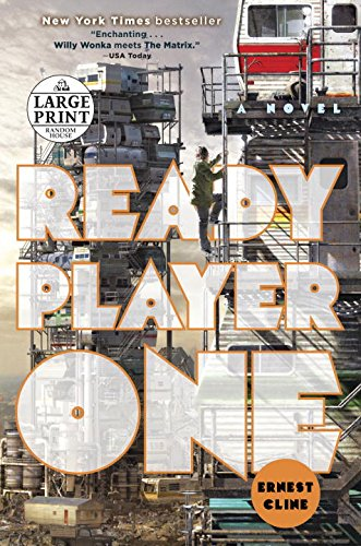 Ready Player One Ernest Cline product image