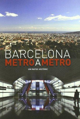 Descargar Libro Barcelona Metro A Metro - Cat Marta Torres Muñoz