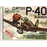 Curtiss P-40 in Action - Aircraft No. 26