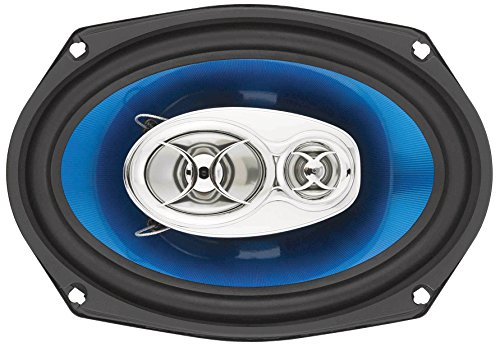 """SSL F369 FORCE 400-watt 3 way auto 6"""" x 9"""" Coaxial Speaker"""