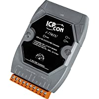 ICP DAS USA ICP-I-7561U USB to Isolated RS-232 / RS-422 / RS-485 Converter for Windows 10 / 8 / 8.1 / 7 / Vista / XP & Linux