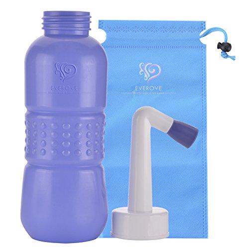 Discover Bargain Travel Bidet Bottle- Portable Bidet Sprayer Mini Handheld Bidet for Personal Hygien...