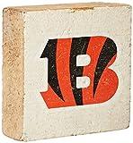 Rustic Marlin Designs NFL White Logo Block