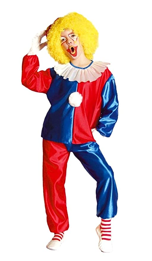Disfraz de payaso - Disfraz infantil - Halloween - Carnaval ...