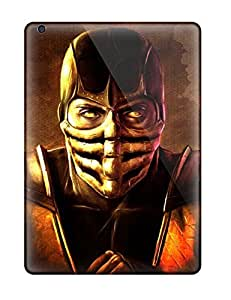 aqiloe diy MarvinDGarcia Snap On Hard Case Cover Mortal Kombat X Protector For Ipad Air