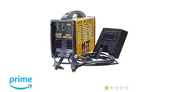 HIT70 HIT 70 Amp Arc 120V Welder - - Amazon.com