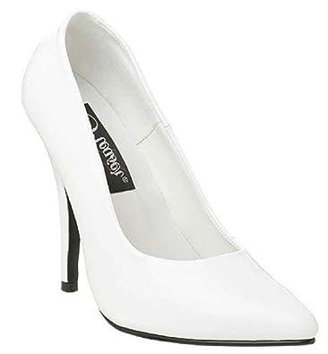 e149a27bedd Pleaser SEDUCE-420 Women s Classic 5 quot  Heel Pump