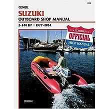 Suzuki 2-140 HP OB 77-1984