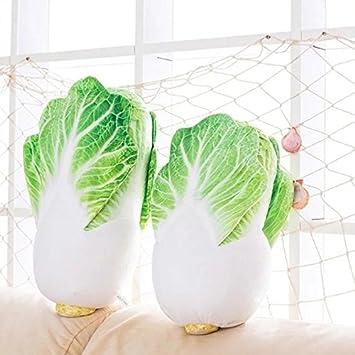 Vercart juguete 1er Age pequeña peluche hortalizas dulce para bebé adolescente niño Niña Choux chino