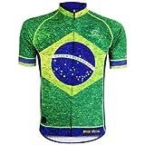 Camisa Mc Brasil Special Masc  Mauro Ribeiro Sports Verde