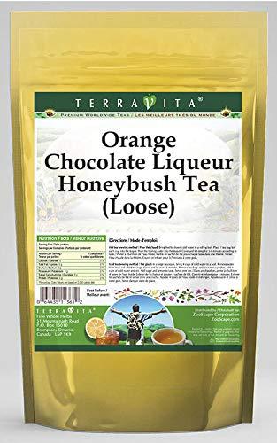 Orange Chocolate Liqueur Honeybush Tea (Loose) (8 oz, ZIN: 540092) - 3 Pack
