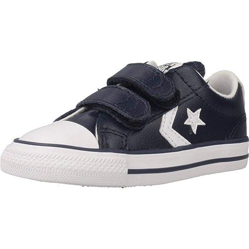 Converse Lifestyle Star Plyr 2v Ox, Zapatillas Infantil: Amazon.es: Zapatos y complementos