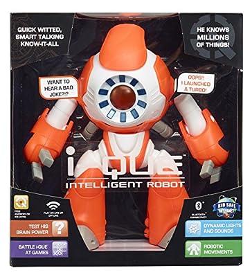i-Que Intelligent Robot Action Figure