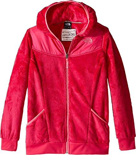 The North Face Kids Girl's OSO Hoodie (Little Kids/Big Kids) Cabaret Pink (Prior Season) X-Large by The North Face