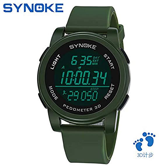 sportuhr Ebay Fashion Momento Paso de Reloj electronico Cuadro 9100: Amazon.es: Relojes