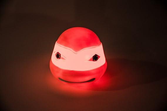 Amazon.com: Teenage Mutant Ninja Turtles ILLUMI-MATE Luz LED ...