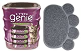 Litter Genie Refill (4 Pack) (4-Pack Bundle)