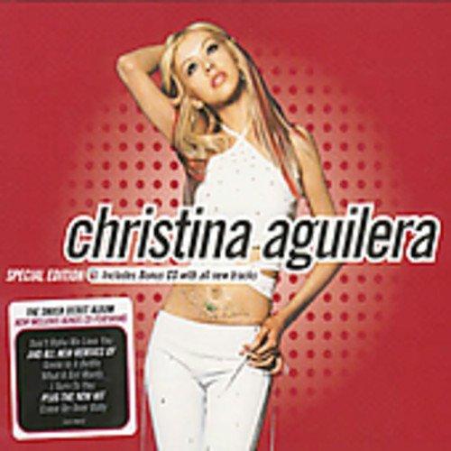 CD : Christina Aguilera - Christina Aguilera (Limited Edition, Bonus CD)
