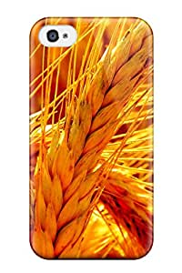 Hard Plastic Iphone 4/4s Case Back Cover,Hot Selling Wheat Case At Perfect Diy