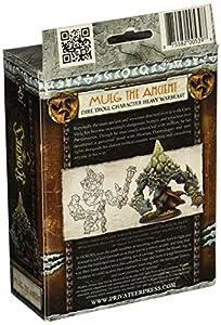 Privateer Press - Hordes - Trollblood: Mulg The Ancient Model Kit