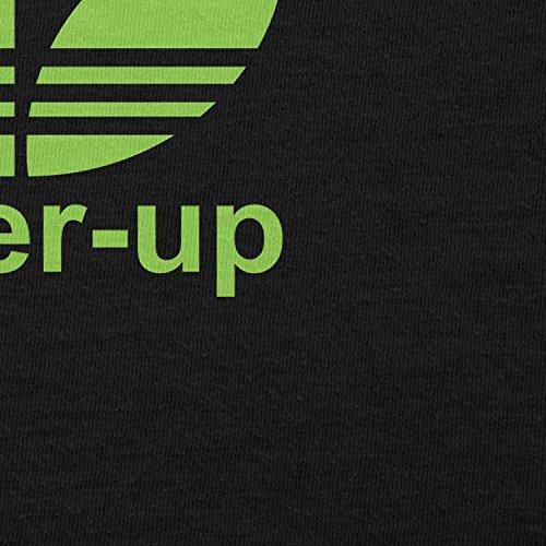 TEXLAB - Power Up - Turnbeutel, schwarz