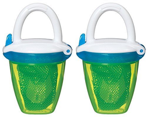 Munchkin Deluxe Fresh Feeder Green product image