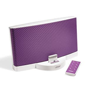 Bose SoundDock Series III with Lightning Connector - Limited Edition (Purple)