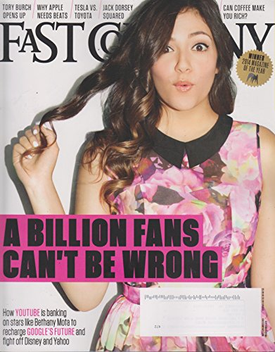 fast company magazine 2014 - 5