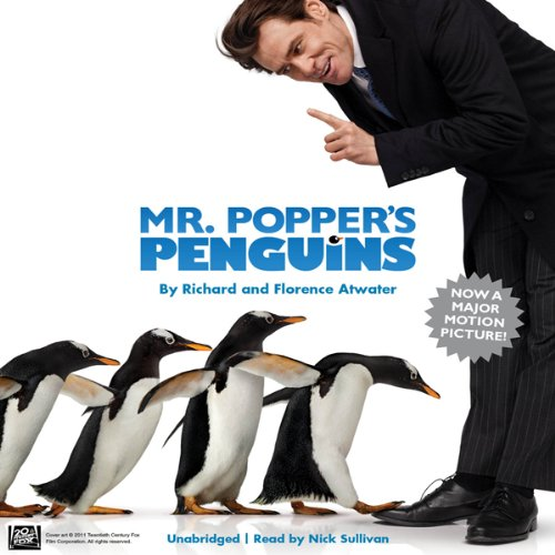 Mr. Popper's Penguins Audiobook [Free Download by Trial] thumbnail