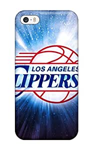 Faddish Phone Los Angeles Clippers Basketball Nba (28) Case For Iphone 5/5s / Perfect Case Cover