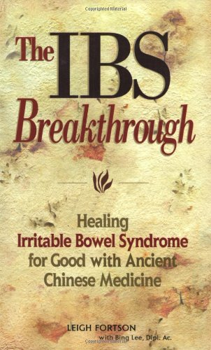 Download IBS Breakthrough : Healing Irritable Bowel Syndrome for Good With Chinese Medicine pdf