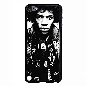 Cool Personality Pop JIMI Hendrix Phone Case Cover for Ipod Touch 5th Generation Customized Design