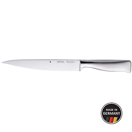Compra WMF 1889526030 - Cuchillo de cocina con doble sierra ...