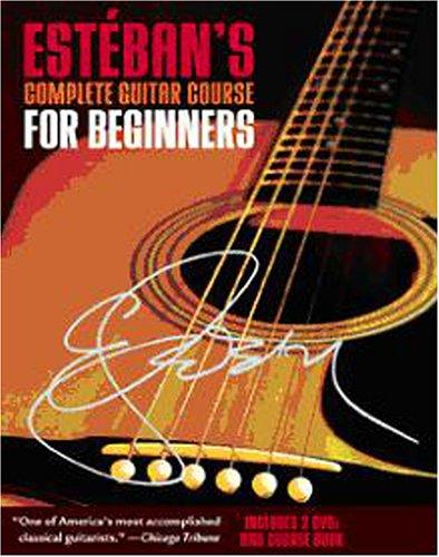 esteban s complete guitar course for beginners esteban guitar classes. Black Bedroom Furniture Sets. Home Design Ideas