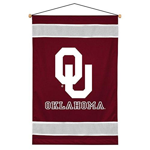 NCAA Oklahoma Sooners Sideline Wall Hanging (Jersey Oklahoma Sooners)