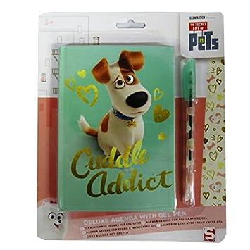 Vida secreta de mascotas - Cuddle Addict - Cuaderno, agenda ...