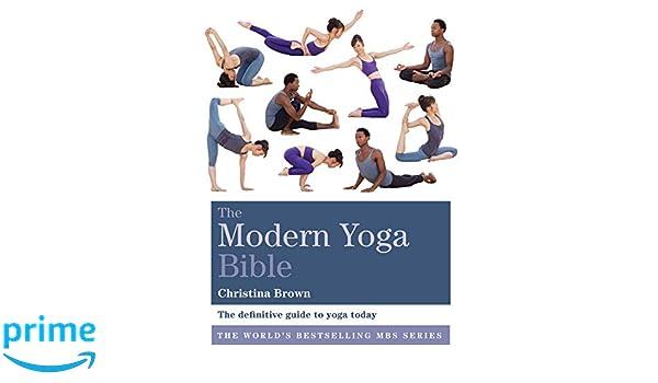 Modern Yoga Bible: Amazon.es: Christina Brown: Libros en ...