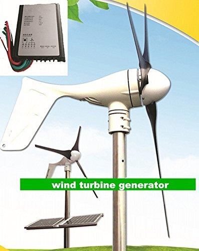 GOWE grid tie 400W Windkraftanlage generator 400W controller am Raster Wechselrichter 400W