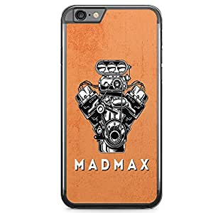Loud Universe Engine Love Car iPhone 6 Case Enthusiast Madmax iPhone 6 Cover with Transparent Edges