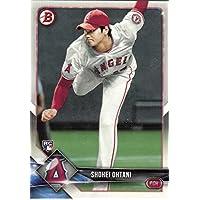$37 » 2018 Bowman Shohei Otani (Ohtani) Los Angeles Angels Baseball Rookie Card #49