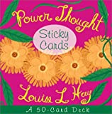 img - for Power Thought Sticky Cards (Beautiful Card Deck) book / textbook / text book