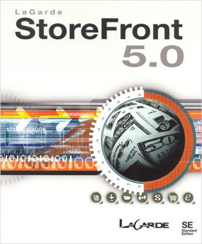 StoreFront 5.0 SE for Microsoft Frontpage
