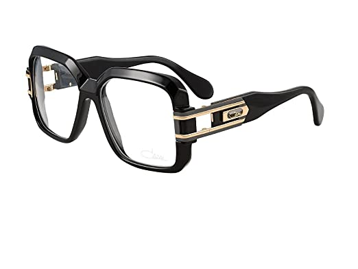 cc5d8d29736 Image Unavailable. Image not available for. Color  CAZAL VINTAGE EYEGLASSES  623 001 BLACK ...