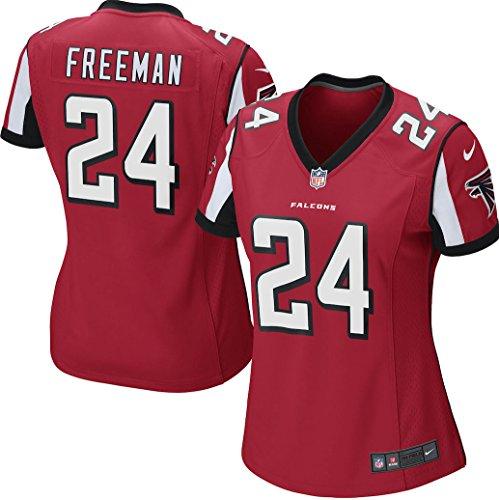 Devonta Freeman Atlanta Falcons Nike Womens Game Jersey  Red  X Large