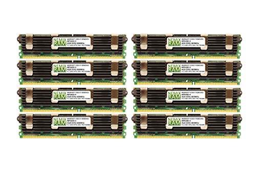 (32GB 8X4GB NEMIX RAM Memory for Apple Mac Pro 2008)